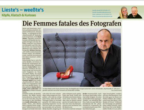 Die Femmes fatales des Fotografen